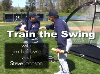 "TRAIN THE SWING  the DVD ""New & Improved"""